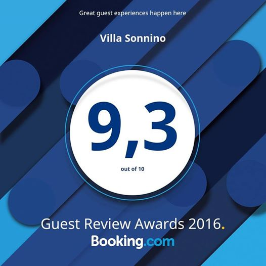 award booking